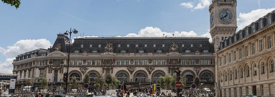 Day 4 : City centre - Gare de Lyon (Paris)