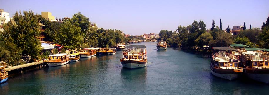 Day 4 : Full day Manavgat river boat trip with Grand Bazaar ( Antalya )