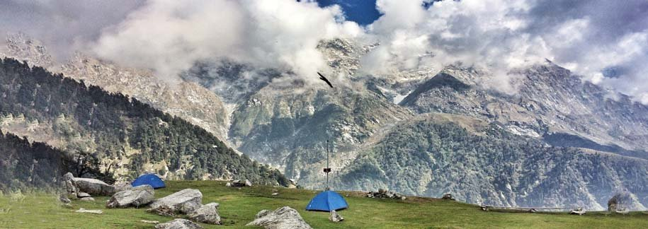 Day 3 : Triund – Mcleodganj Trek/9 kms