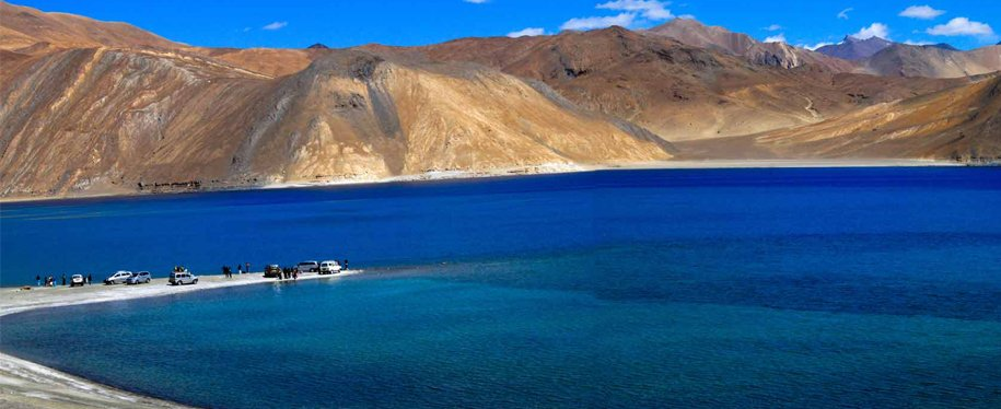 Day 5 : Leh to Pangong Lake